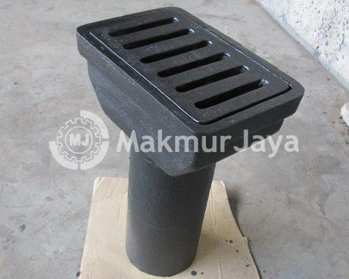 Tahap Pembuatan Deck Drain Cast Iron
